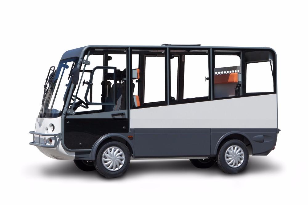 minibus spijkstaal elektrische voertuigen bij jean heybroek bv. Black Bedroom Furniture Sets. Home Design Ideas