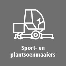 Ga direct naar de categorie sport- en plantsoenmaaier occasions van Jean Heybroek